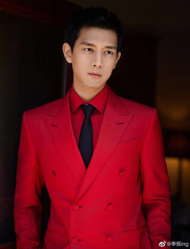 Quân đoàn sao Cbiz nhuộm đỏ Gala Xuân Vãn: Dương Mịch - Nhiệt Ba cạnh tranh nhan sắc nhưng vẫn lép vế nhân vật đặc biệt - Ảnh 14.