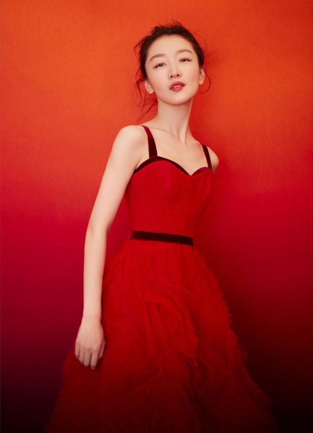 Quân đoàn sao Cbiz nhuộm đỏ Gala Xuân Vãn: Dương Mịch - Nhiệt Ba cạnh tranh nhan sắc nhưng vẫn lép vế nhân vật đặc biệt - Ảnh 18.