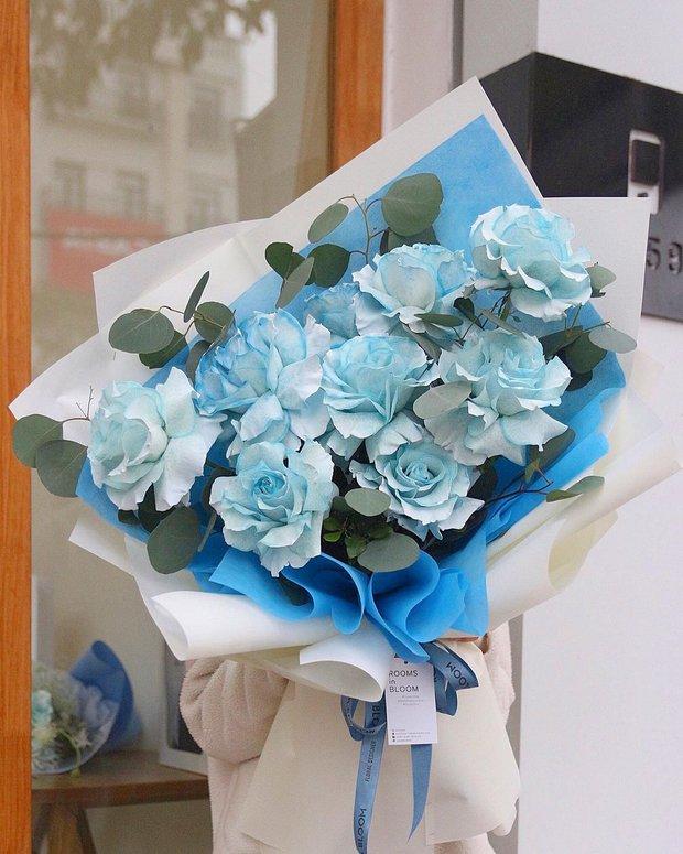 Nhiều tiệm hoa tại Hà Nội - Sài Gòn vẫn mở xuyên Tết để các anh đặt tặng nửa kia dịp Valentine - Ảnh 6.