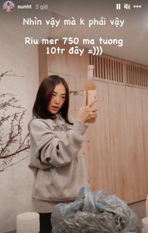 Hội gái xinh Instagram rần rần khoe ảnh ăn tất niên, đáng chú ý nhất là động thái của Chi Pu và Quỳnh Anh Shyn - Ảnh 4.