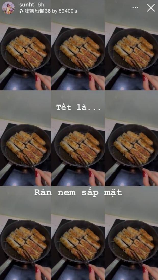 Hội gái xinh Instagram rần rần khoe ảnh ăn tất niên, đáng chú ý nhất là động thái của Chi Pu và Quỳnh Anh Shyn - Ảnh 6.