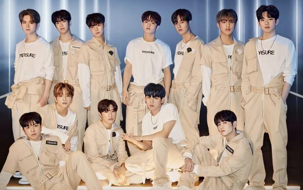 30 nhóm nhạc nam hot nhất xứ Hàn: BTS lập kỷ lục, EXO quá bất ngờ, nhưng hot nhất là màn đột phá của boygroup gen 2 - Ảnh 7.