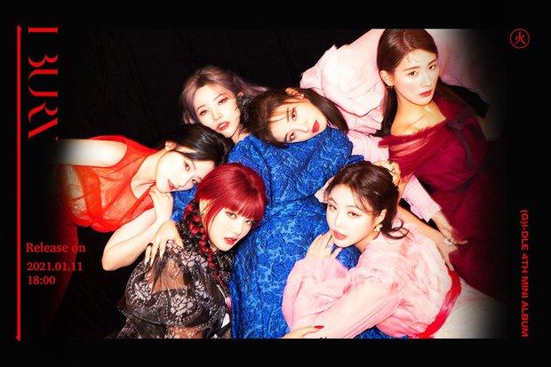 30 nhóm nhạc nữ hot nhất: Red Velvet trở lại, sức nóng từ (G)I-DLE có làm BLACKPINK mất ngôi vương? - Ảnh 3.