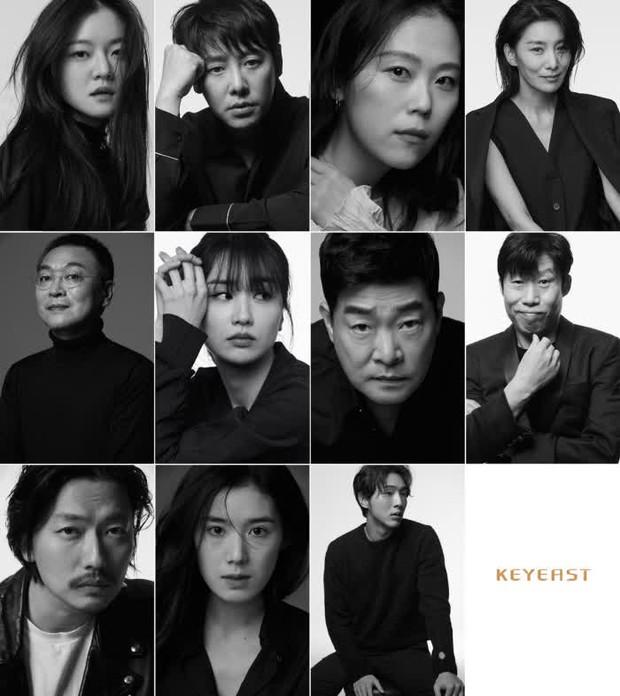 Hàn Quốc chốt đơn 11 gương mặt đại diện cho điện ảnh nước nhà: Từ nữ thần trẻ đến chú đại làng phim đều có cả! - Ảnh 1.