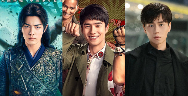 Loạt con số khủng mở bát mùng 1 Tết của phim Trung: Kỷ lục 1 tỷ doanh thu nhanh nhất, Tiêu Chiến - Hồ Nhất Thiên chọi nhau máu lửa! - Ảnh 1.