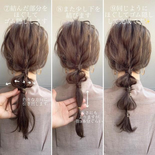 Chẳng kịp làm tóc chơi Tết thì bạn vẫn có thể F5 diện mạo với 3 cách tạo kiểu đơn giản mà xinh nức nở này - Ảnh 10.