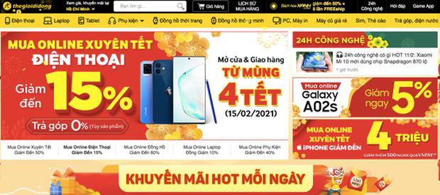 Nhiều hệ thống bán lẻ iPhone mở cửa xuyên Tết - Ảnh 3.