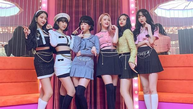 30 nhóm nhạc nữ hot nhất: Red Velvet trở lại, sức nóng từ (G)I-DLE có làm BLACKPINK mất ngôi vương? - Ảnh 7.