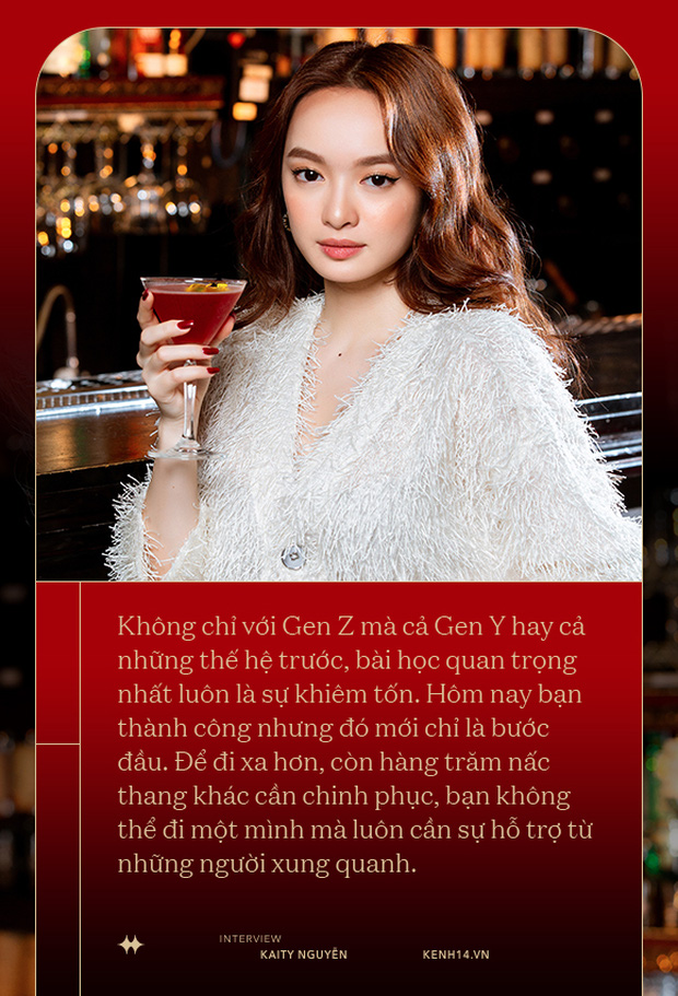 """Kaity Nguyễn: Chưa bao giờ đủ can đảm để nói với ba mẹ rằng """"Con làm được!"""" - Ảnh 3."""
