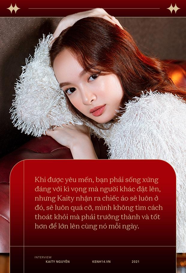 """Kaity Nguyễn: Chưa bao giờ đủ can đảm để nói với ba mẹ rằng """"Con làm được!"""" - Ảnh 7."""