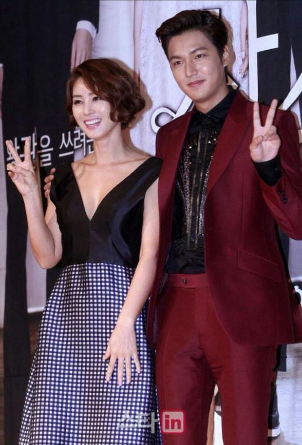 Tin hot mùng 1: Lee Min Ho đang hẹn hò mẹ Kim Tan Kim Sung Ryung, xen vào gia đình nữ diễn viên hơn anh 21 tuổi? - Ảnh 5.