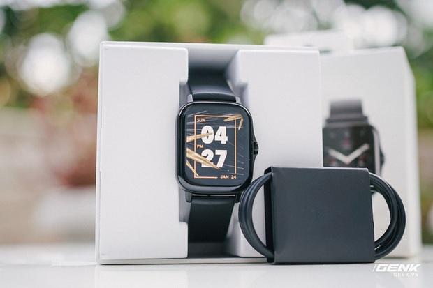 Chiếc đồng hồ này giống Apple Watch nhưng giá rẻ chỉ bằng 1/3 - Ảnh 2.