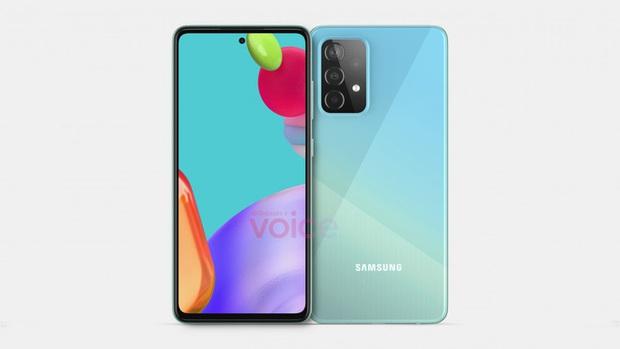 Galaxy A52 và A72 sẽ có màn hình 90Hz/120Hz, giá từ 9 triệu đồng - Ảnh 1.