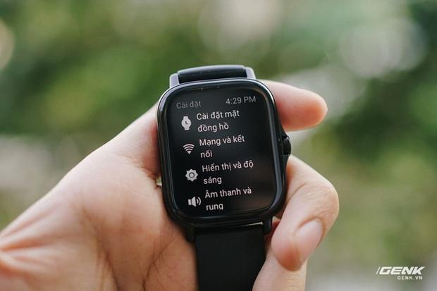 Chiếc đồng hồ này giống Apple Watch nhưng giá rẻ chỉ bằng 1/3 - Ảnh 12.