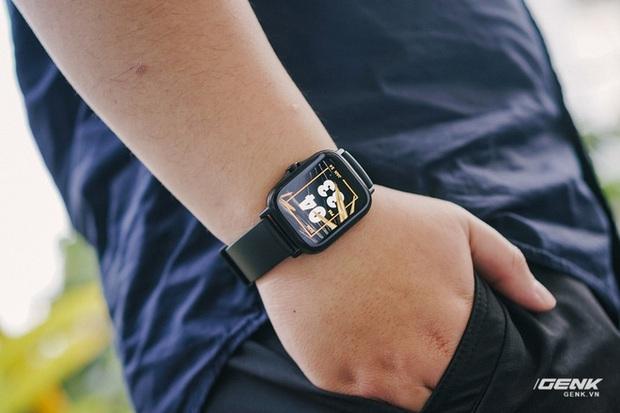 Chiếc đồng hồ này giống Apple Watch nhưng giá rẻ chỉ bằng 1/3 - Ảnh 17.