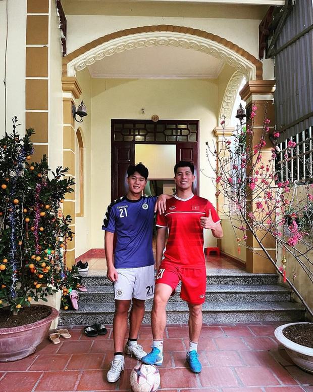 Đặng Văn Lâm cùng bạn gái xem Táo quân đêm 30 Tết từ Thái Lan - Ảnh 3.
