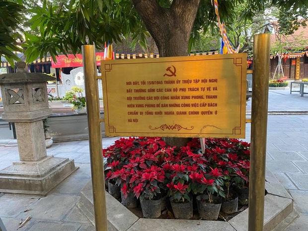 Lo ngại Covid-19, chùa Hà nổi tiếng linh thiêng đóng cửa không đón khách đầu năm - Ảnh 4.