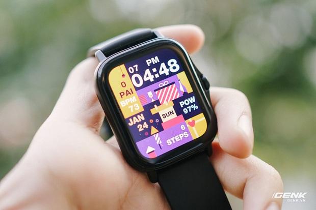 Chiếc đồng hồ này giống Apple Watch nhưng giá rẻ chỉ bằng 1/3 - Ảnh 4.