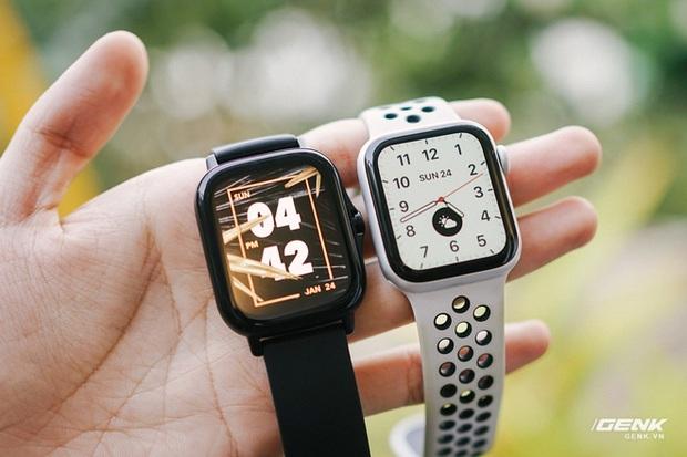 Chiếc đồng hồ này giống Apple Watch nhưng giá rẻ chỉ bằng 1/3 - Ảnh 5.