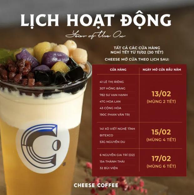 Danh sách những quán cà phê mở cửa xuyên Tết ở Sài Gòn, có tới hàng trăm sự lựa chọn đây khỏi lo thiếu chỗ! - Ảnh 27.