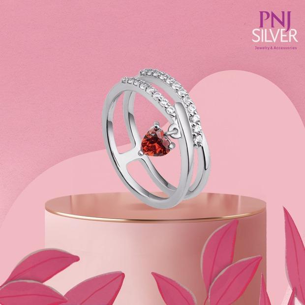 Các shop trang sức bán xuyên Tết để các anh mua quà Valentine: Nơi freeship, nơi giảm 20% - Ảnh 1.