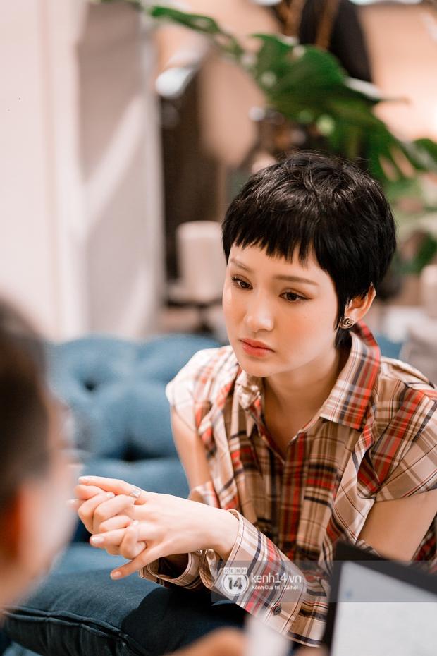 Hiền Hồ: Jack là nghề chọn người, buộc bạn ấy phải làm ca sĩ; trong năm 2021 nếu duyên tới tôi sẽ đóng phim - Ảnh 13.