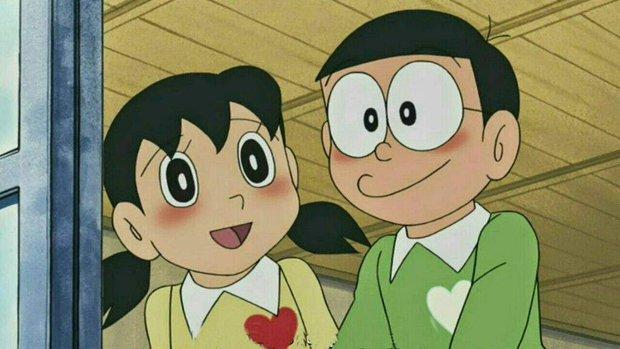 4 cặp anime trên tình bạn dưới tình yêu nức tiếng: Dành cả thanh xuân chờ Nobita cưới Shizuka, cặp đam mỹ Sakura ra khơi! - Ảnh 9.