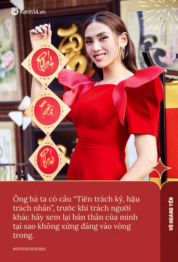 Võ Hoàng Yến: Mình điềm đạm hơn khi đi show vì dù gì cũng là gái sắp có chồng - Ảnh 10.