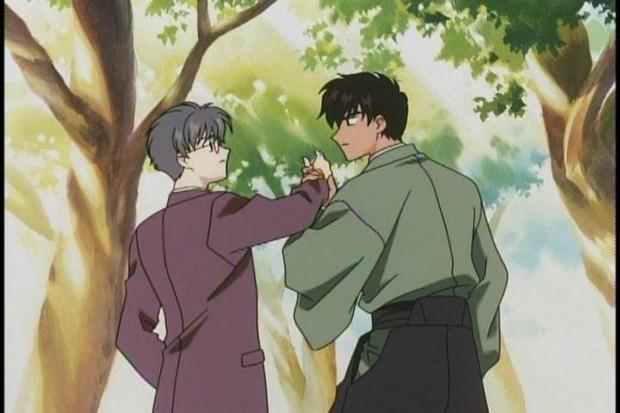 4 cặp anime trên tình bạn dưới tình yêu nức tiếng: Dành cả thanh xuân chờ Nobita cưới Shizuka, cặp đam mỹ Sakura ra khơi! - Ảnh 16.