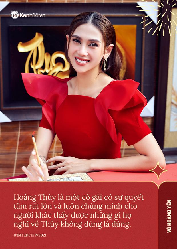 Võ Hoàng Yến: Mình điềm đạm hơn khi đi show vì dù gì cũng là gái sắp có chồng - Ảnh 12.