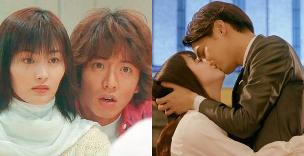 Valentine không cô đơn với 5 phim Nhật đầy cẩu lương: Có cả bom tấn giữ kỷ lục rating 13 năm của đệ nhất mỹ nam Kimura Takuya! - Ảnh 1.