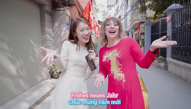 """""""Hot girl 7 thứ tiếng"""" Khánh Vy tái xuất với clip nói 10 thứ tiếng cực nuột - Ảnh 5."""