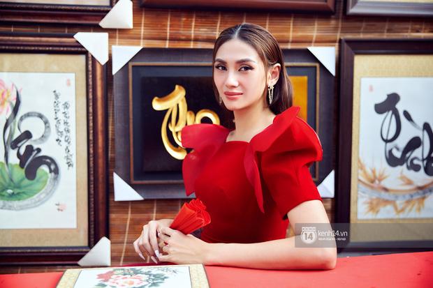 Võ Hoàng Yến: Mình điềm đạm hơn khi đi show vì dù gì cũng là gái sắp có chồng - Ảnh 2.