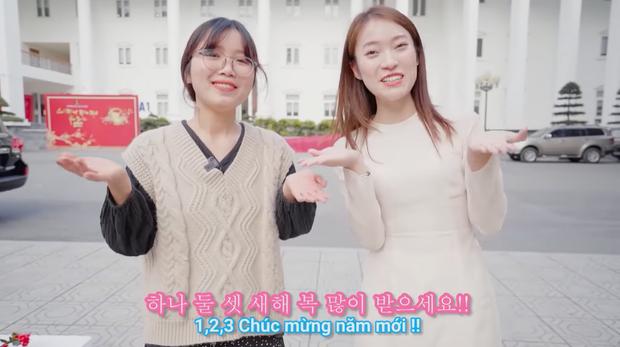 """""""Hot girl 7 thứ tiếng"""" Khánh Vy tái xuất với clip nói 10 thứ tiếng cực nuột - Ảnh 4."""