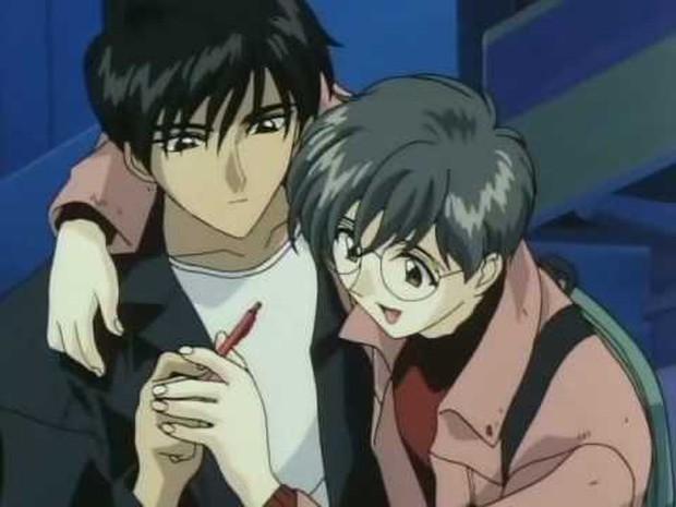 4 cặp anime trên tình bạn dưới tình yêu nức tiếng: Dành cả thanh xuân chờ Nobita cưới Shizuka, cặp đam mỹ Sakura ra khơi! - Ảnh 15.