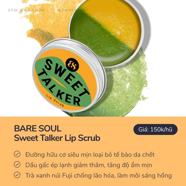 Từ 45k sắm lip scrub để có môi xinh căng mọng, hồng hào - Ảnh 8.