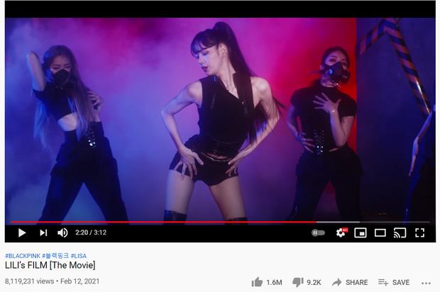 Knet nức nở trước video dance đẳng cấp của Lisa (BLACKPINK): Hoành tráng chẳng kém MV, tỷ lệ cơ thể vô thực gây sốc - Ảnh 3.