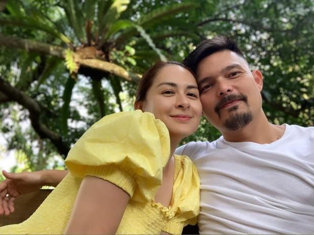 Mỹ nhân đẹp nhất Philippines Marian Rivera đang mang thai lần 3 giữa tin đồn ông xã ngoại tình? - Ảnh 3.