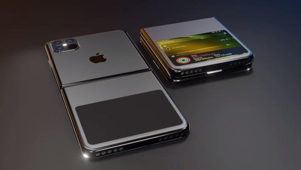 Chiếc iPhone màn hình gập đầu tiên của Apple sẽ hỗ trợ bút cảm ứng, giá khoảng 1.500 USD, ra mắt vào năm 2023? - Ảnh 1.