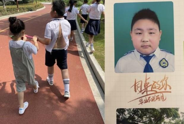 Giảm 15kg trong 2 tháng, cậu nhóc ục ịch trở thành tiểu nam thần khiến dân mạng ngỡ ngàng, người mẹ cũng sốc trước sự tự giác của con trai - Ảnh 1.