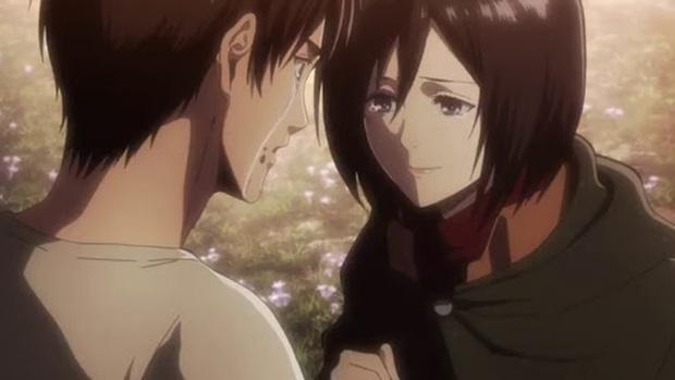 4 cặp anime trên tình bạn dưới tình yêu nức tiếng: Dành cả thanh xuân chờ Nobita cưới Shizuka, cặp đam mỹ Sakura ra khơi! - Ảnh 12.