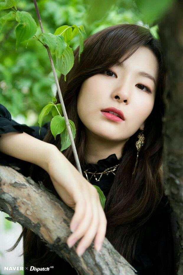 Hậu trường ảnh đẹp long lanh của mỹ nhân Kpop: BLACKPINK nổi tiếng là có lý do, kéo xuống ảnh Irene - Seulgi mà ngã ngửa - Ảnh 8.