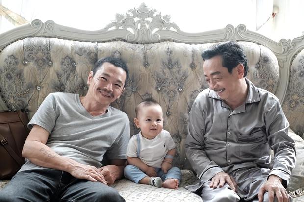 Cuộc đời NSND Hoàng Dũng: Cựu giám đốc Nhà hát Kịch với gia tài điện ảnh khuynh đảo Vbiz, về nhà lại thành ông bố giản dị hy sinh vì vợ con - Ảnh 8.