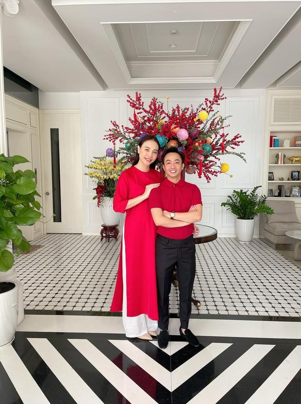 """Cường Đô La lần đầu hé lộ cận mặt ái nữ """"ngậm thìa vàng"""", Đàm Thu Trang có phản ứng khi bị chồng """"phũ"""" vào đúng ngày 14/2! - Ảnh 6."""