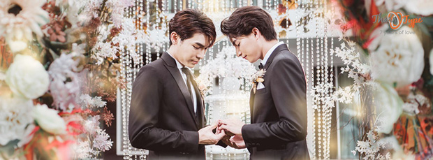 Cặp TharnType tổ chức đám cưới linh đình nhất làng phim đam mỹ, có luôn màn hôn dưới nước được fan hóng chờ trong tập đặc biệt  - Ảnh 9.