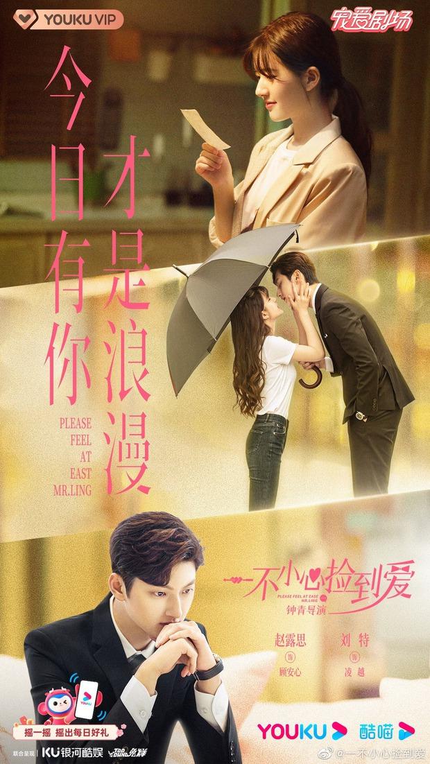 Hơn 20 phim Trung bắn thính Valentine bằng ảnh cặp đôi: Triệu Lộ Tư - Cúc Tịnh Y đọ sắc, Hồ Nhất Thiên cặp tới 3 cô! - Ảnh 1.