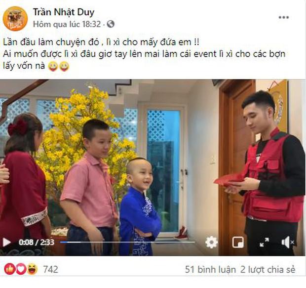 Dàn sao Rap Việt ăn Tết: Dế Choắt, Tlinh rủ nhau phát cẩu lương, các thí sinh thi nhau khoe lì xì may mắn - Ảnh 16.