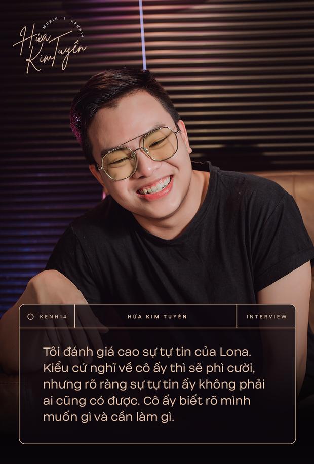 Hứa Kim Tuyền: Khi Phí Phương Anh bảo đi hát, tôi nghĩ muốn làm gì thì làm. Bài cắm sừng tôi để trong playlist nhạc lau nhà - Ảnh 19.