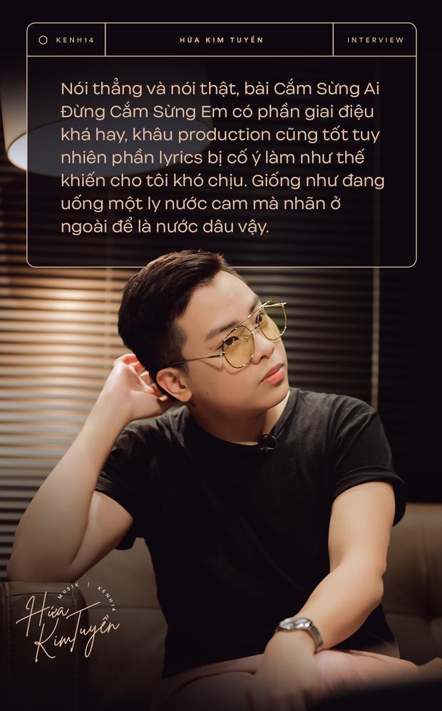 Hứa Kim Tuyền: Khi Phí Phương Anh bảo đi hát, tôi nghĩ muốn làm gì thì làm. Bài cắm sừng tôi để trong playlist nhạc lau nhà - Ảnh 12.