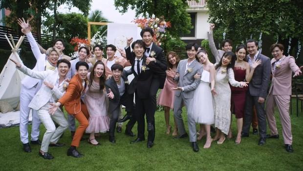 Cặp TharnType tổ chức đám cưới linh đình nhất làng phim đam mỹ, có luôn màn hôn dưới nước được fan hóng chờ trong tập đặc biệt  - Ảnh 10.